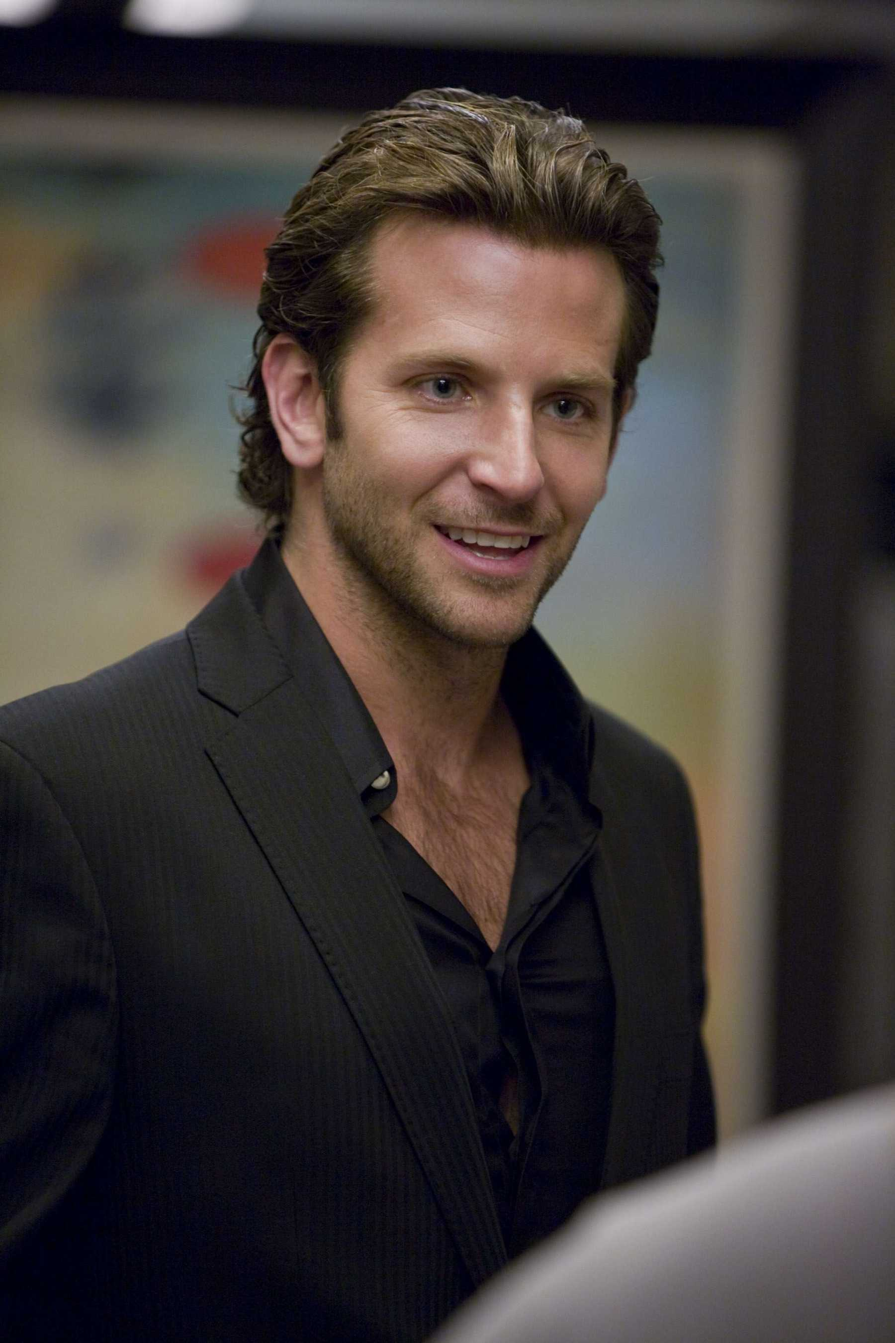 Exuphtiric Bradley Cooper Long Hair